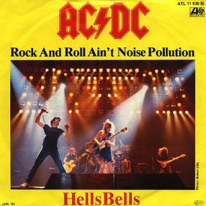 Rock and Roll Ain't Noise Pollution Album