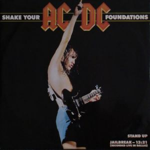 Shake Your Foundations Album
