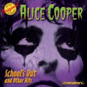 School's Out and Other Hits Album