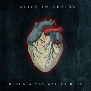 Black Gives Way to Blue Album