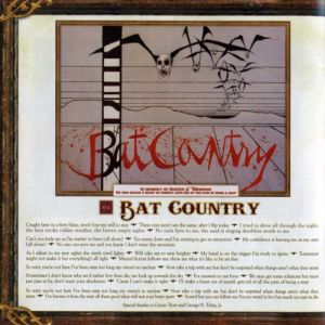 Bat Country Album