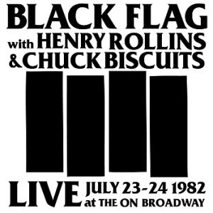 Live at the On Broadway 1982 Album