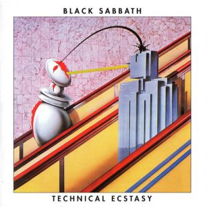 Technical Ecstasy Album