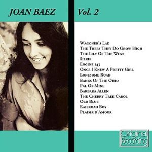Joan Baez, Vol.2 Album