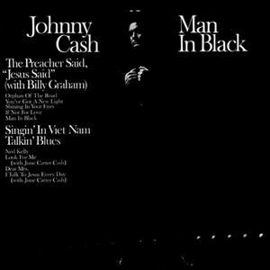Man In Black Album