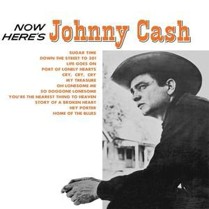Now Here's Johnny Cash Album