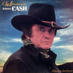 The Adventures of Johnny Cash Album