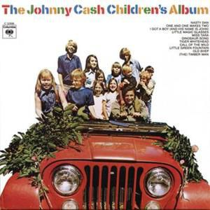 The Johnny Cash Children's Album Album