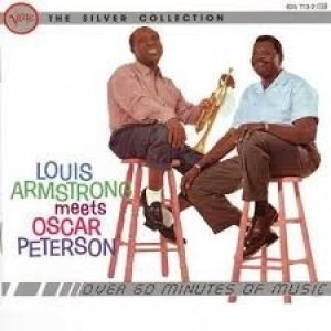 Louis Armstrong Meets Oscar Peterson Album