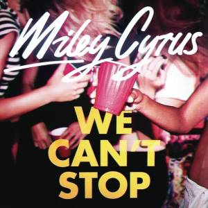 We Can't Stop Album
