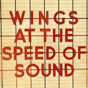 Wings at the Speed of Sound Album