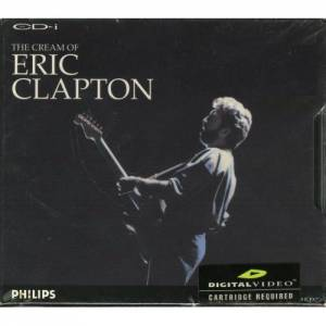 The Cream of Eric Clapton (UK) Album