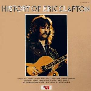 The History of Eric Clapton Album