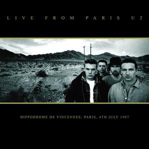 Live from Paris Album