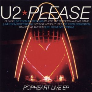 Please: PopHeart Live EP Album