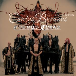 Cantus Buranus Live in Berlin Album