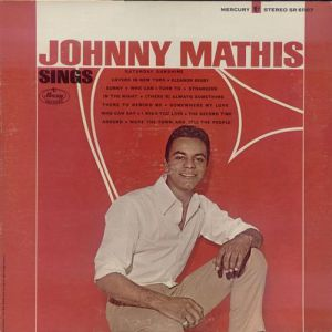 Johnny Mathis Sings Album