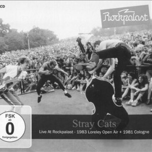 Live At Rockpalast: 1983 Loreley Open Air + 1981 Cologne [CD/DVD] - album