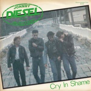 Cry In Shame Album