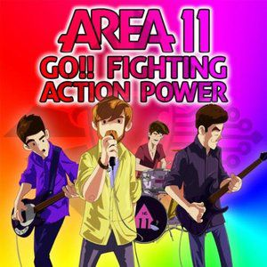 GO!! Fighting Action Power Album