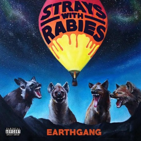 Strays with Rabies Album