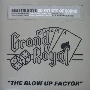 Scientists of Sound (The Blow Up Factor Vol. 1) Album