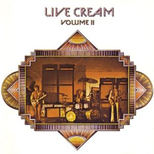 Live Cream Volume II Album