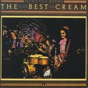 Strange Brew: The Very Best of Cream Album