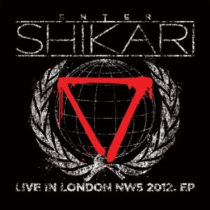 Live in London NW5 2012. EP Album