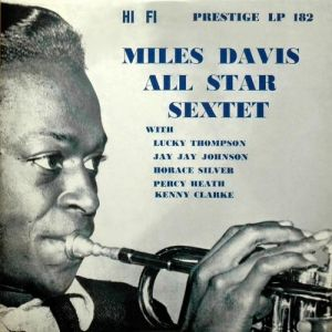 Miles Davis All-Star Sextet Album