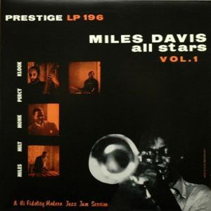 Miles Davis All Stars, Volume 1 Album
