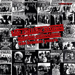 Singles Collection: The London Years Album