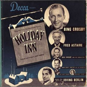Song Hits from Holiday Inn Album