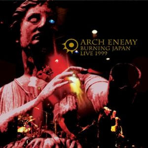 Burning Japan Live 1999 Album