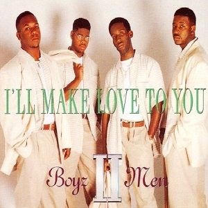 I'll Make Love to You Album