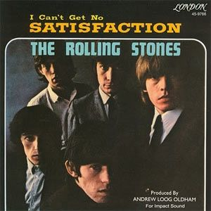 (I Can't Get No) Satisfaction Album