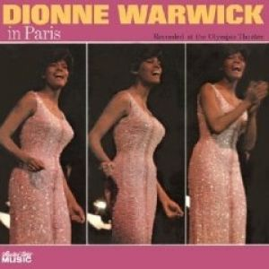 Dionne Warwick in Paris Album
