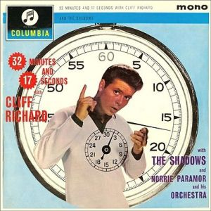 32 Minutes and 17 Secondswith Cliff Richard Album