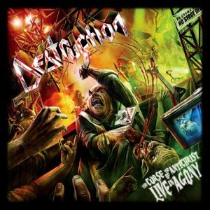 The Curse of the Antichrist: Live in Agony Album