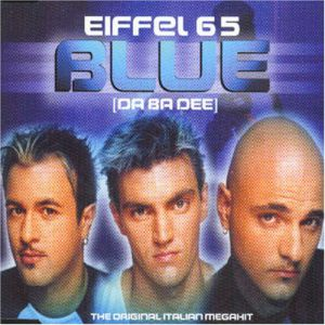 Blue (Da Ba Dee) Album
