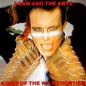 Kings of the Wild Frontier Album