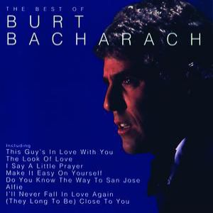The Best Of Burt Bacharach Album