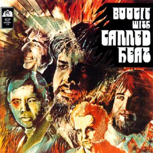 Boogie with Canned Heat Album