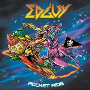 Rocket Ride Album