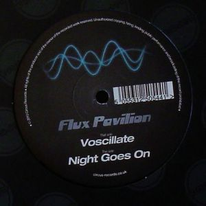 Voscillate / Night Goes On Album