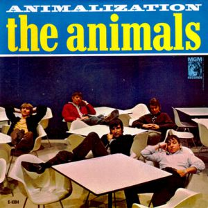Animalization Album