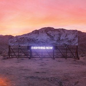 Everything Now Album